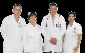 Equipo de Especialistas de Servicios Médicos Cubanos