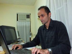 Roberto Rodríguez Labrada vive orgulloso de su profesión.
