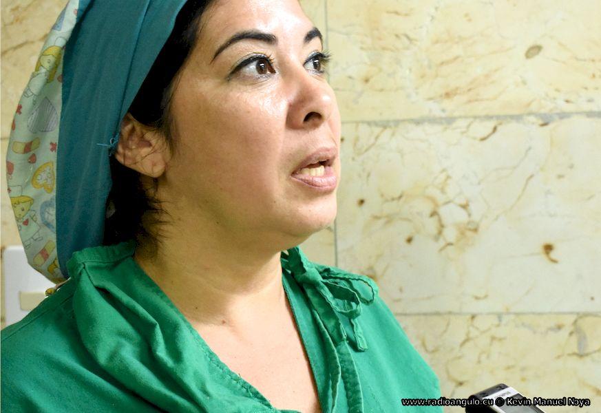 Yudisley Fernández,